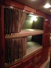 Need bunks? Remove a few hall closets.