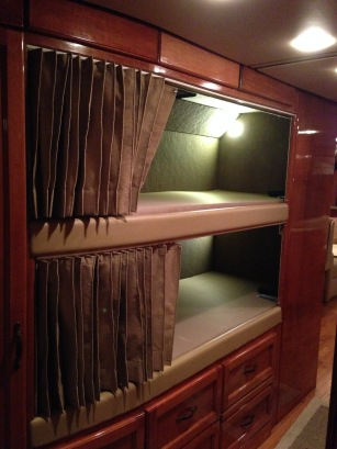Need bunks? Remove a few hall closets.