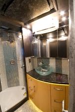 Customized bathroom vanity