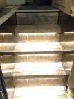 LED stepwell lights
