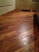 Diagonal wood floor brings a 1997 H3-45 back to life.