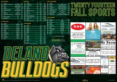 We are proud to support our local sports programs.