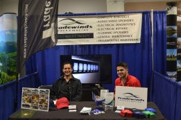 Our display booth at the 2015 Prevost-Stuff Coach Show in Tampa, FL.