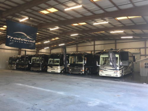 PRE-OWNED COACHES | Tradewinds Coach & Marine